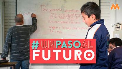 #UnPasoAlFuturo - Una clase diferente en Pan de azúcar
