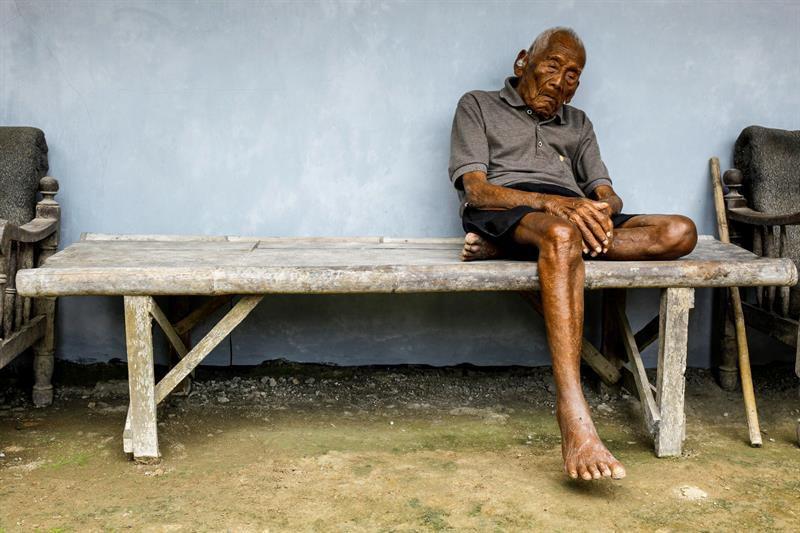 Hombre más longevo del mundo muere a sus 146 años