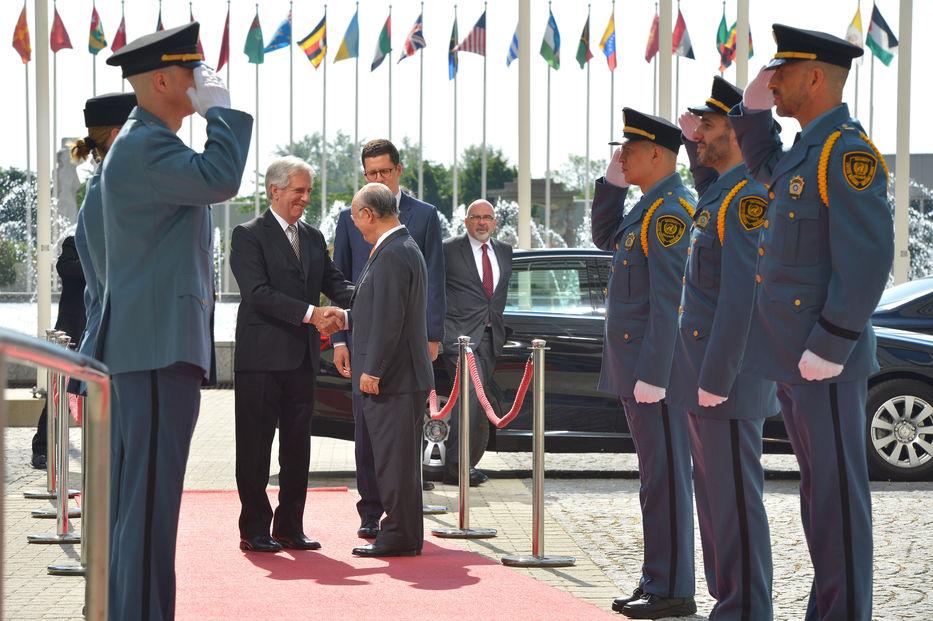 Uruguay busca promover inversiones y exportación de ganado a Egipto