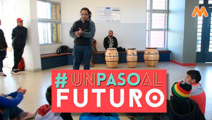 #UnPasoAlFuturo - Llega el candombe a los liceos