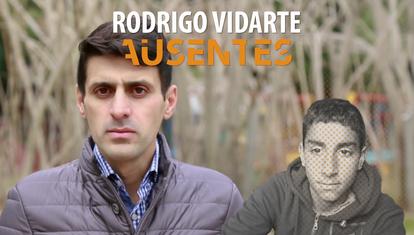 La desaparición de Rodrigo Vidarte