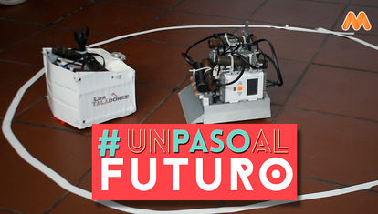 #UnPasoAlFuturo - Taladores