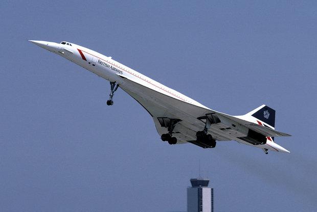 Un Concorde en vuelo. Eduard Marmet/Wikimedia Commons