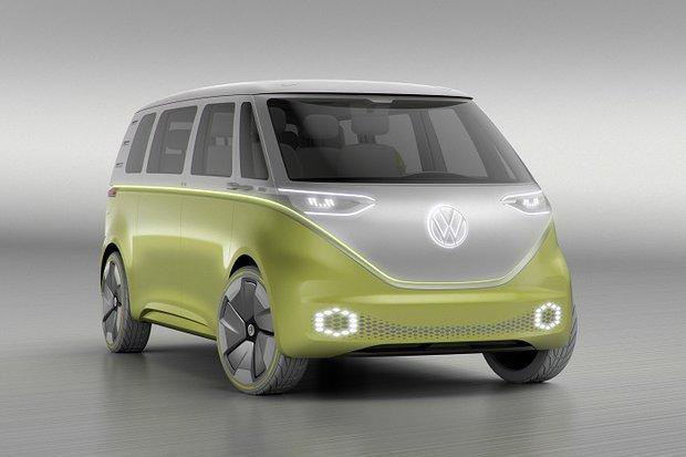 Volkswagen Nueva Kombi