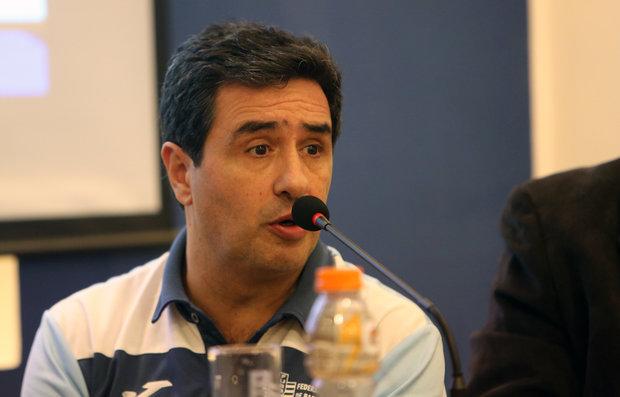 "Marcelo Signorelli salvo al ""Pica"" citó de todo. Foto: EFE l Federico Laitano"