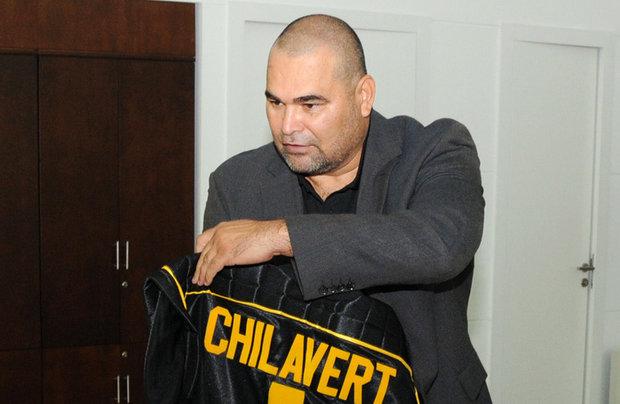 José Luis Chilavert fue duro con el presidente de la AUF