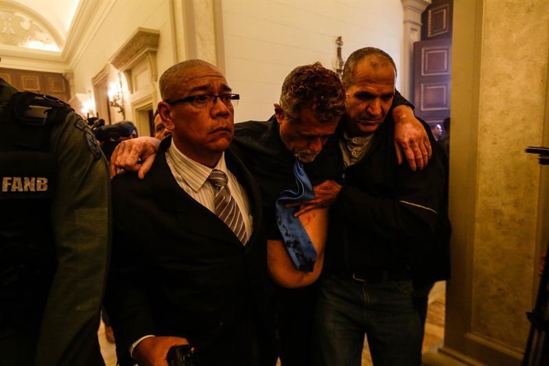 Mercosur rechazó agresión en el Parlamento venezolano — URUGUAY