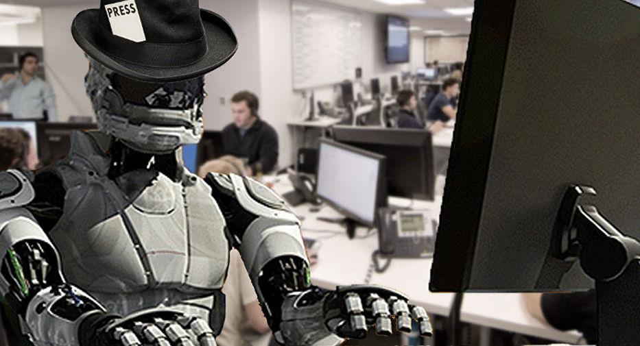 Google financia una inteligencia artificial para reemplazar a los periodistas
