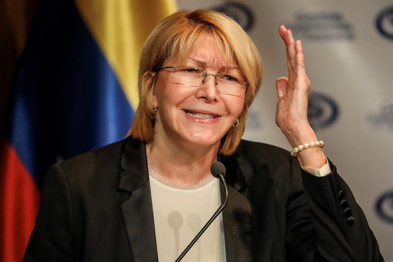 Luisa Ortega Díaz aseguró que desconoce su destitución