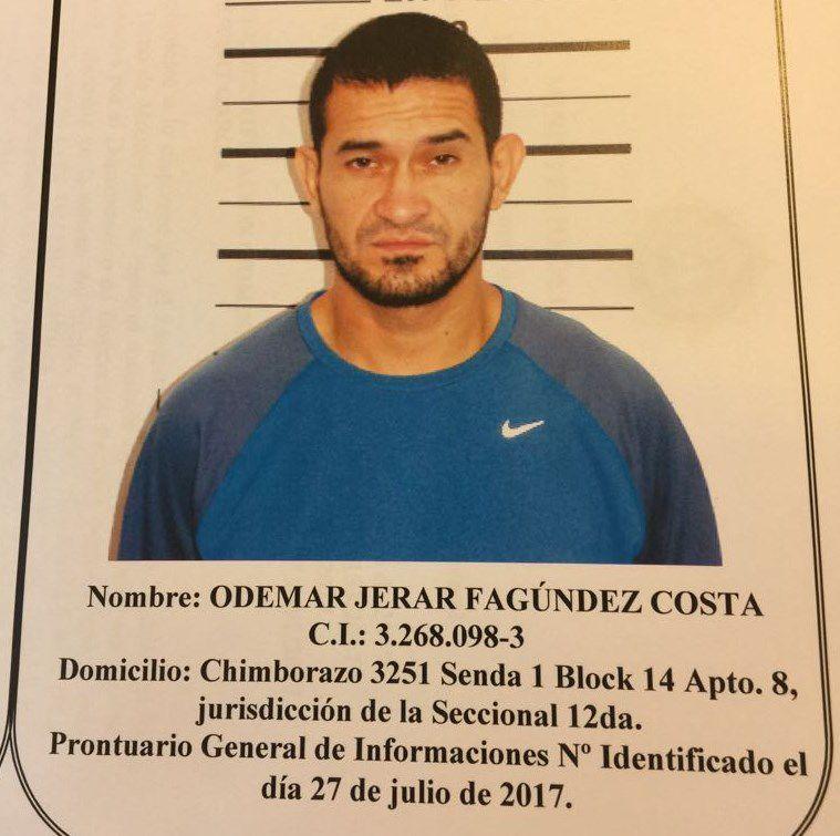 Fiscal pidió prisión para autor del asesinato del policía Wilson Coronel — URUGUAY