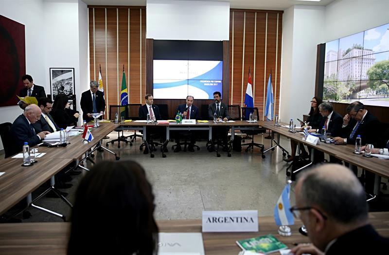 Mercosur suspende a Venezuela por tiempo indefinido