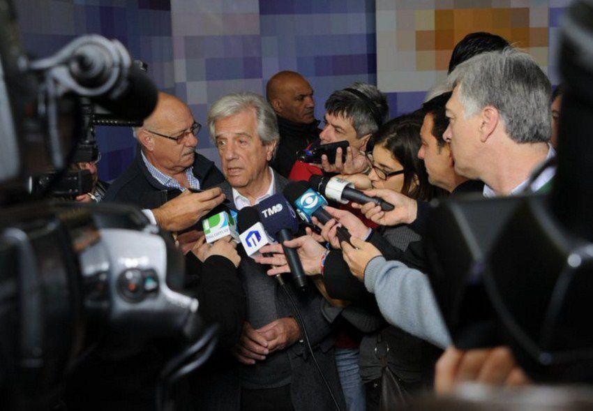 Vázquez rechazó afirmaciones de Trump sobre Venezuela