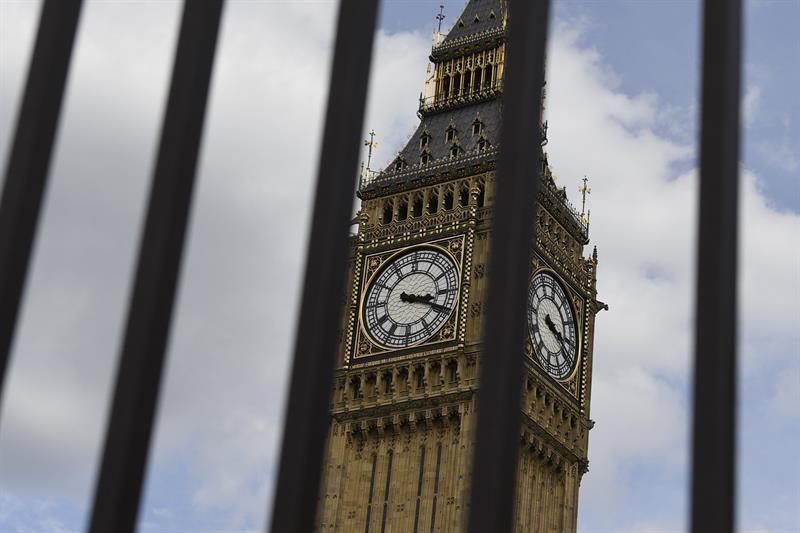 Campanas del Big Ben dejan de repicar; en silencio cuatro años