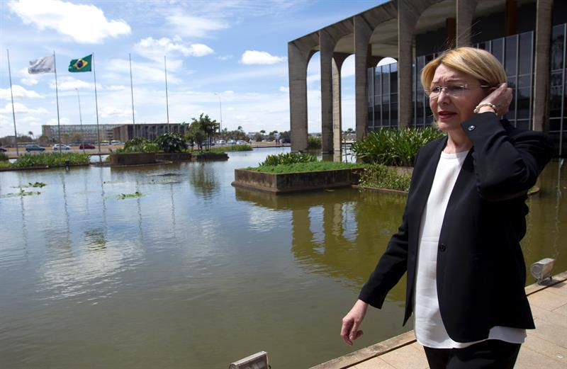 La ex fiscala de Venezuela vincula a Maduro con Odebrecht
