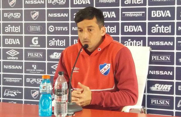 Gonzalo Porras no seguirá en Nacional la próxima temporada