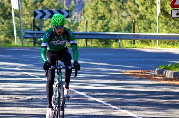 Mauricio Moreira vuelve a representar al ciclismo celeste en el Mundial