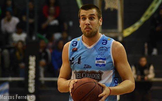 Agustín Zuvich, el jugador que jugó con ficha médica vencida. Foto: Marcos Ferreira