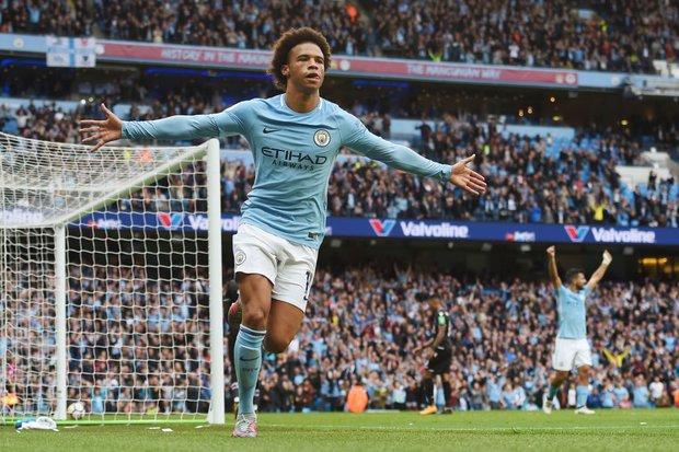Manchester City fue una máquina ante el Palace. Foto: Prensa @ManCityEs