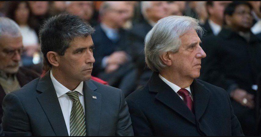 El vicepresidente de Uruguay presenta su renuncia al cargo