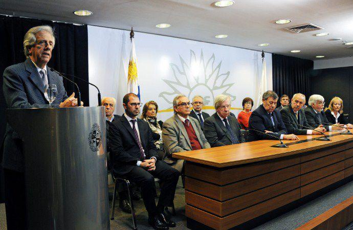 Renunció el Vicepresidente — Crisis en Uruguay