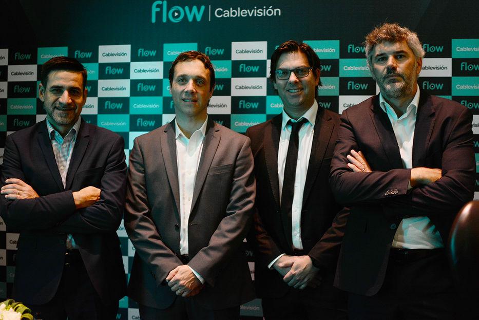 Gonzalo Hita: Cablevisión Flow \