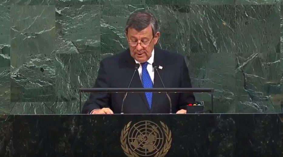 Uruguay refuta