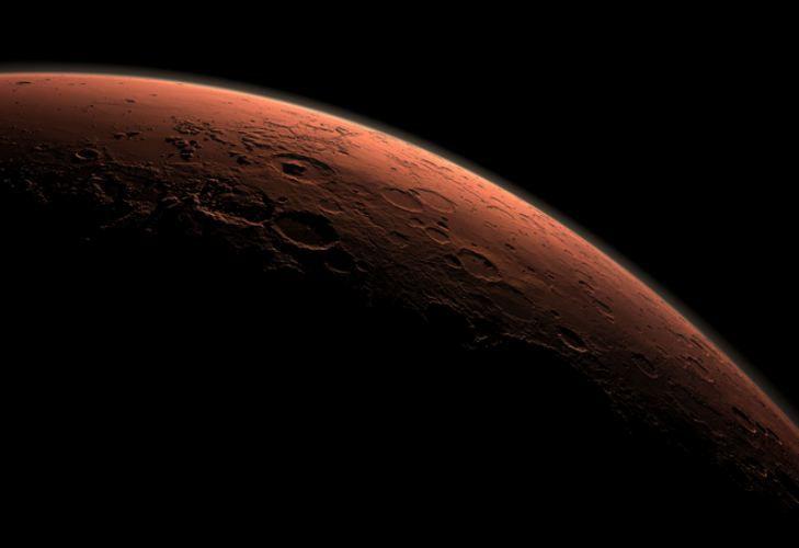 Metano el marciano