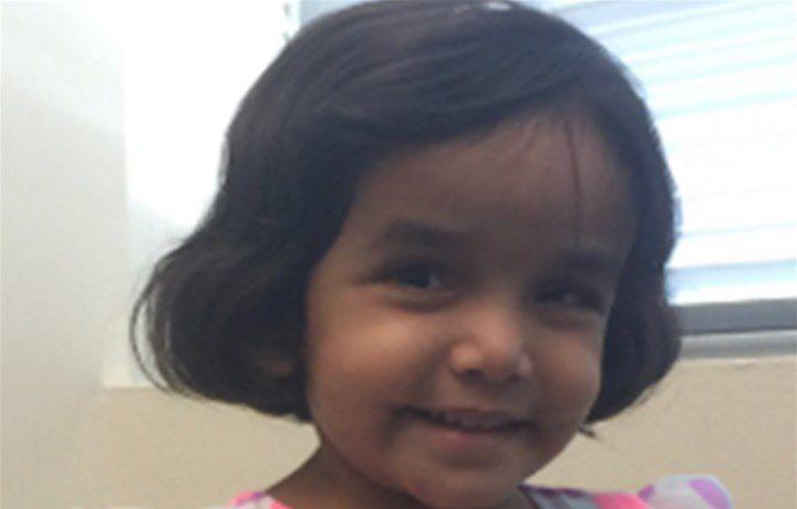 Encuentran muerta a niña que castigaron por no tomarse la leche