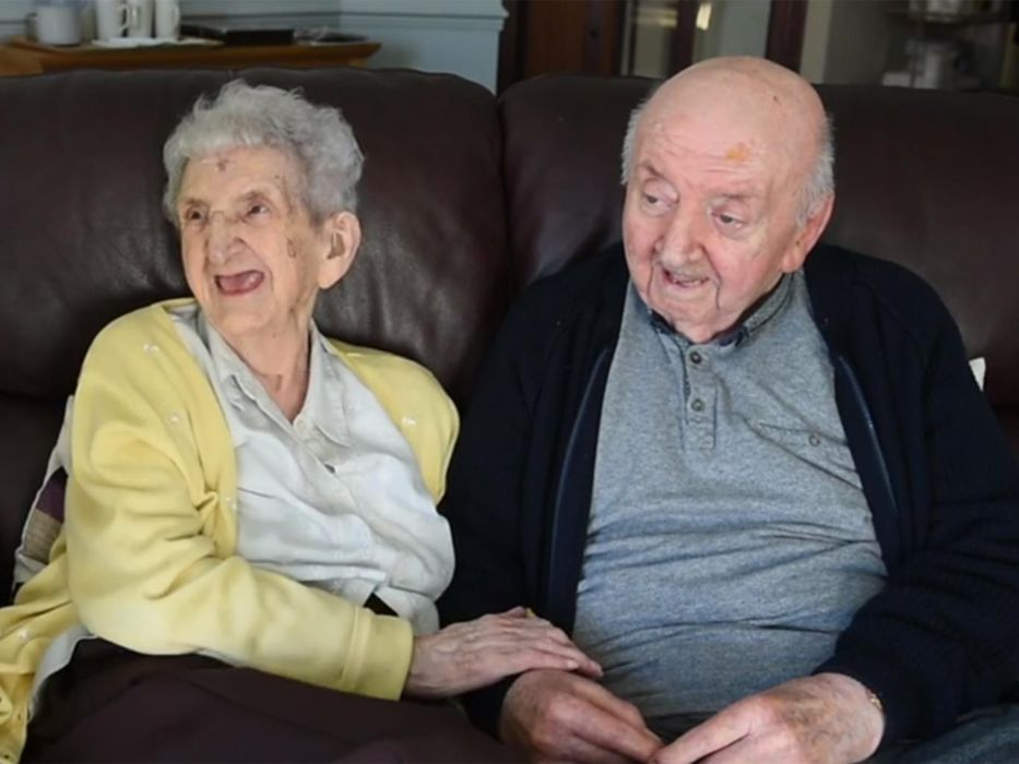 El acto de amor más grande de una madre de 98 años