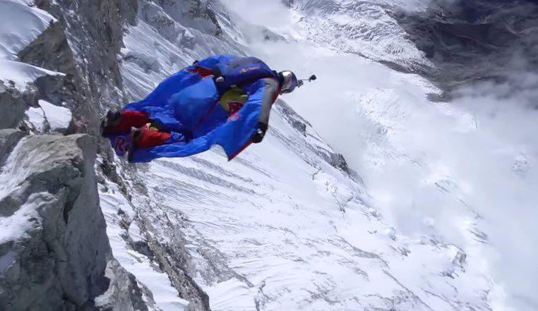 Fatal salto: Murió legendario del equipo de Red Bull en el Himalaya