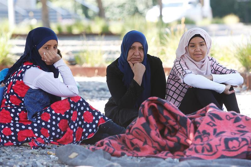La razón por la que refugiados sirios se quieren ir de Chile