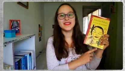 """Byimpactada: """"Los booktubers somos los que hablamos de libros en Youtube"""""""