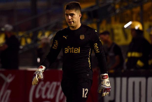 Kevin Dawson se quiere quedar en Peñarol. Foto: Miguel Frey l Montevideo Portal