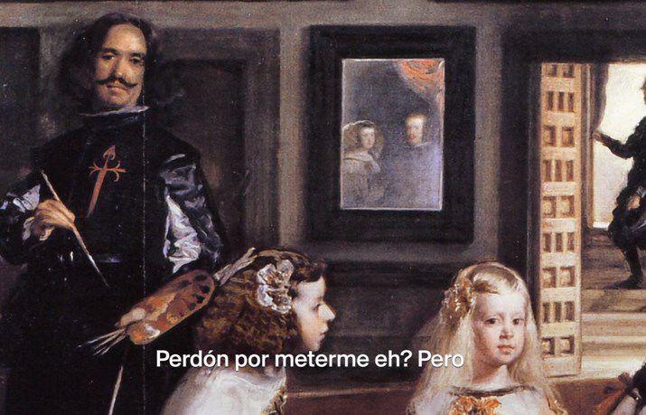 Si se calla el pintor
