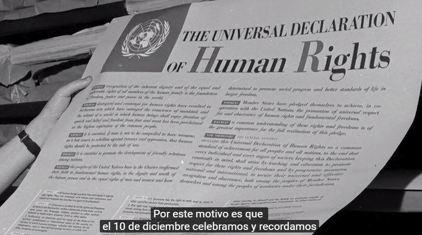 'Quiebra' el estado derechos humanos