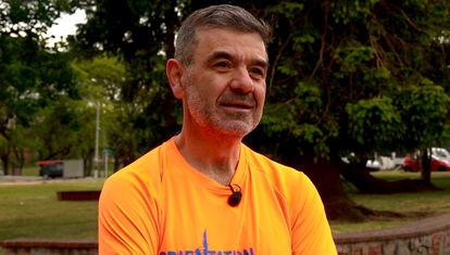 """Jorge Xavier: """"Me ha pasado estar en dos carreras donde murieron corredores"""""""