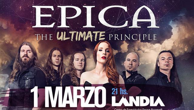 EPICA – THE ULTIMATE PRINCIPLE