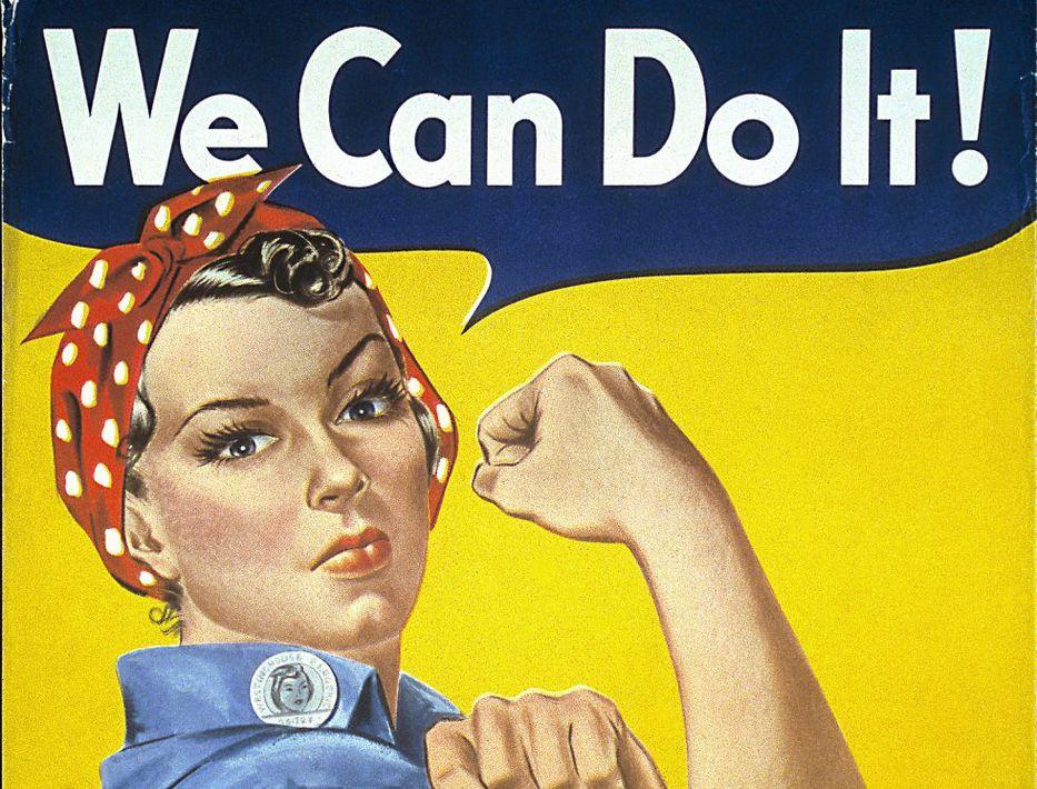 Fallece protagonista del cartel ícono de la mujer trabajadora
