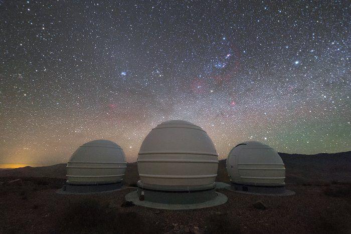 Un nuevo sistema europeo de telescopios buscará planetas habitables