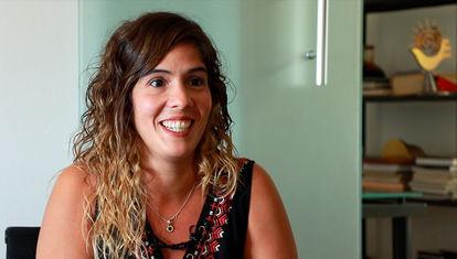 """Lucía Artecona: """"El mayor desafío va a ser encontrar a la audiencia en todas las plataformas"""""""
