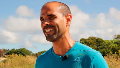 """Fabián Laureiro: """"Me interesa tanto el que corre mucho como el que llega último"""""""
