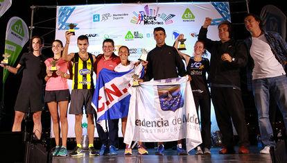 Corré Montevideo: El abrazo de Peñarol y Nacional, y más