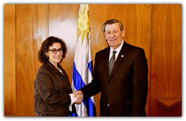 Foto: Ministerio de Relaciones Exteriores