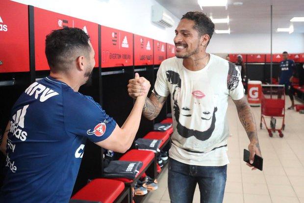 Foto: Twitter @Flamengo