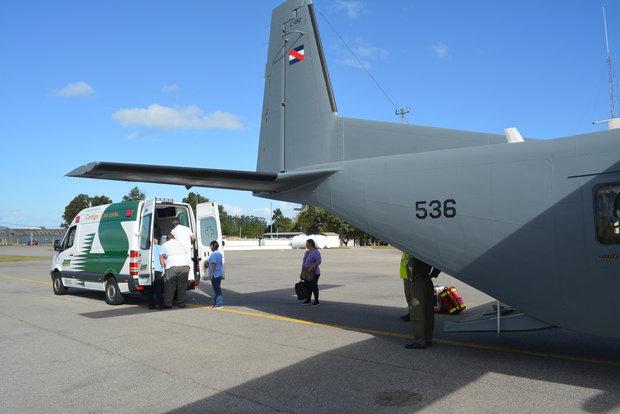 Foto: Fuerza Aérea Uruguaya
