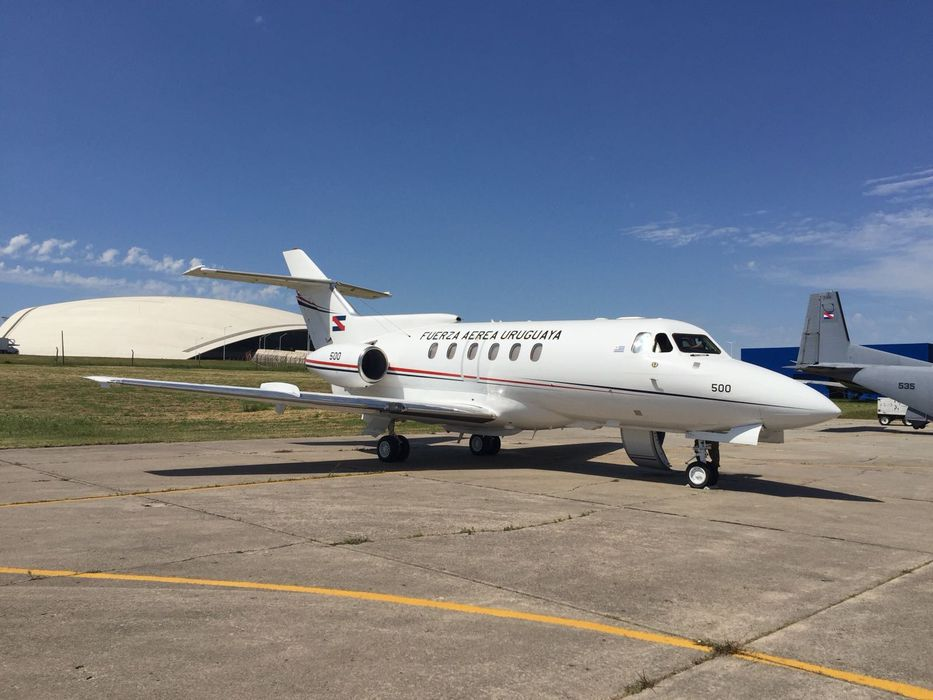 Gobierno presentó el avión multipropósito, una