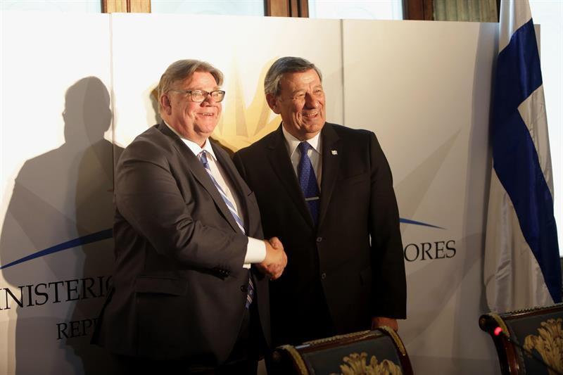 Finlandia haría nuevas inversiones en Uruguay durante este año