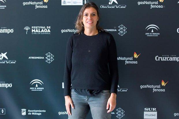 La productora Agustina Chiarino. Foto: EFE