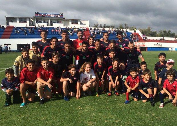 Foto: Twitter l @CampeonatoAUF