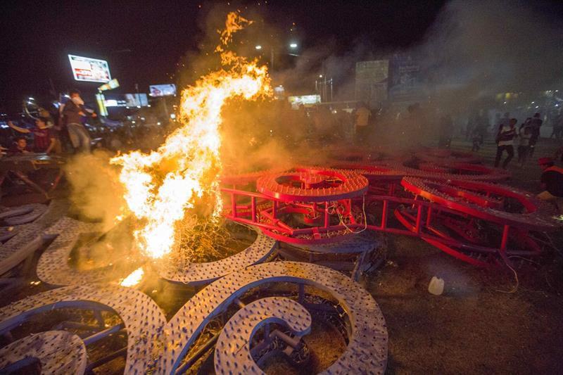 Al menos 10 muertos por protestas en Nicaragua — VIDEOS